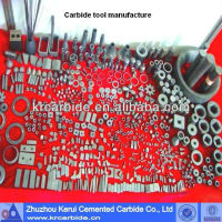 Tungsten Carbide Cemented Carbide Tool Manufacture