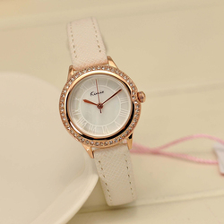 Roman Numerals Japan Quartz Analog Ladies Watch Dress