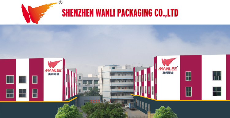 wanli brand custom protective case packaging PVC PP PET electronic products packaging box transparent custom plastic box