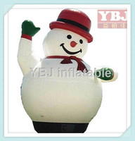 Guangzhou manufacturer adult inflatable christmas cartoons