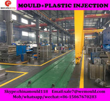 china plastic injection mould factory
