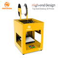 MINGDA factory 3d printing machine, well assembled 3d printer DIY making for your idea