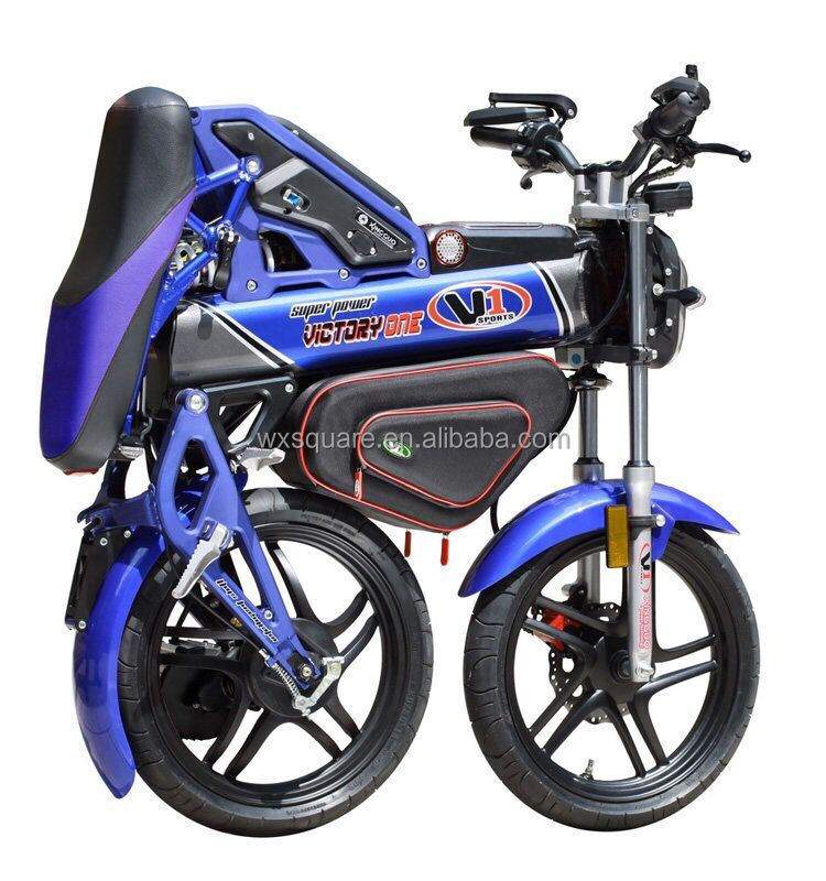 Hot sale foldable yes electric motorcycle folding electric motorcycle