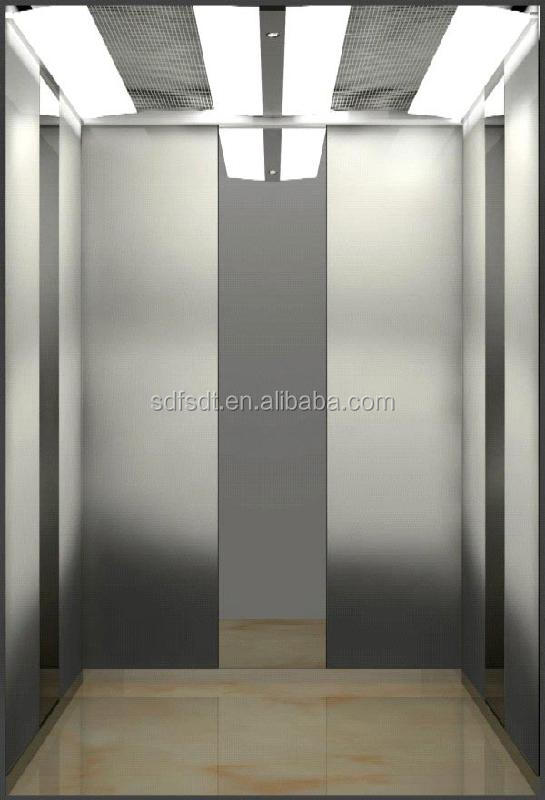 elevator cabin for passenger lift