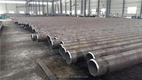 heavy wall astm a53 st 35 api 5l gr b x46 x52 carbon seamless steel tubes/pipes