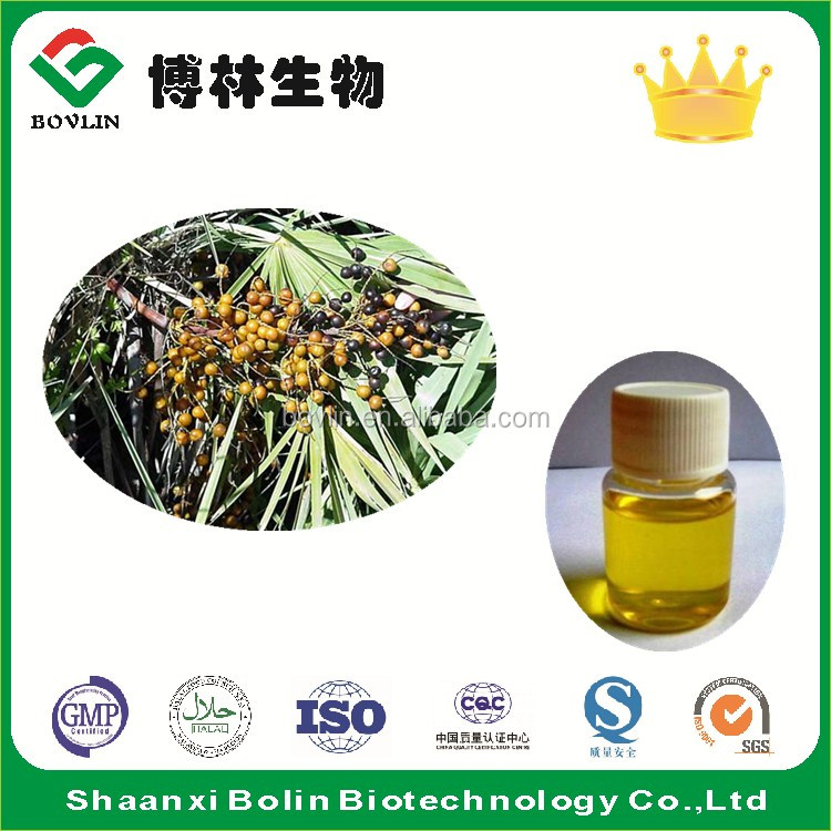 100% Natural Organic Saw Palmetto Extract Saw Palmetto Oil in Bulk