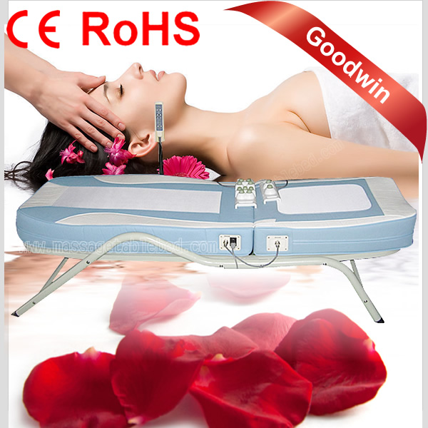Aluminium Portable Adjustable Massage Table from China