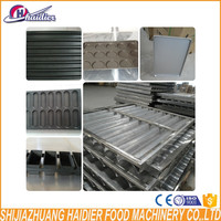 stainless steel 40*60cm pans for bread,aluminium tins for bread