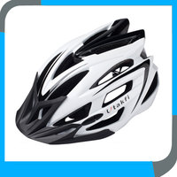 novelty white mountain cycling bike helmets with sun visor,mtb helm