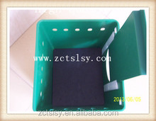 plastic material and accept custom rabbit nest box