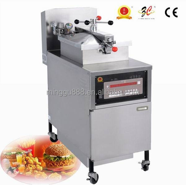 deep Fryer For Fried Chicken/Chinese Restaurant Kitchen Equipment/cnix Pressure Fryer