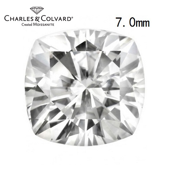 Wholesale Cushion Cut Moissanite Loose Gemstones Near Colorness