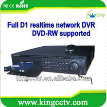16chs full d1 h 264 dvr support 3g mobile phone viewing HK-S4016FD