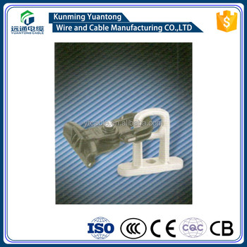 Cable suspension clamp(nylon & aluminium alloy) China supplier