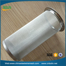 High Quality Eco-friendly Stainless Steel 100 150 Micron Cold Brew Coffee and Iced Tea Maker Mason Jar Compatible Filter