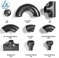 CS butt weld pipe fittings