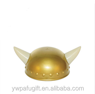 party hat plastic small horn viking helmet