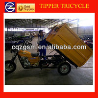 150cc Tipper Three wheel motorcycle