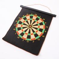 12 Inches Magnetic Safety Dartboards With 6 Darts Dart board