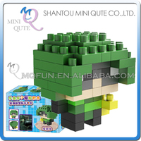 Mini Qute LDL kawaii super hero marvel avenger Green Arrow plastic building blocks model children gift educational toy NO.510