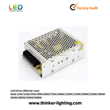 High quality 100W LED power supply Non-waterproof led driver with CE&Rohs