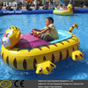 Water park bumper boats battery operated inflatable boat motors