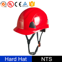 Industrial Hard Hat CE EN397 Certification Safety Helmet with ABS Material