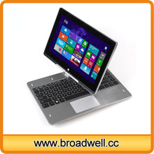 Best Selling 11.6 inch Inter CPU Windows Rotating 360 Degree Capacitive Touch Screen Laptop