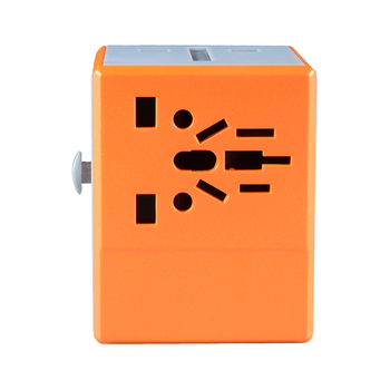 New gadget electronic gifts travel plug usb adapter universal cell phone charger