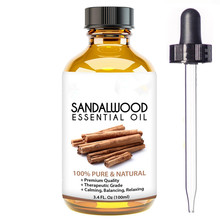 Wholesale The Best Aromatherapy Sandalwood Essential Oil