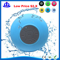 Ipx4 Bluetooth Shower Speaker Waterproof Cell Phone