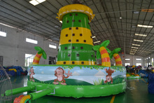 Inflatable Game/Inflatable Climbing Wall For Kids and Adult