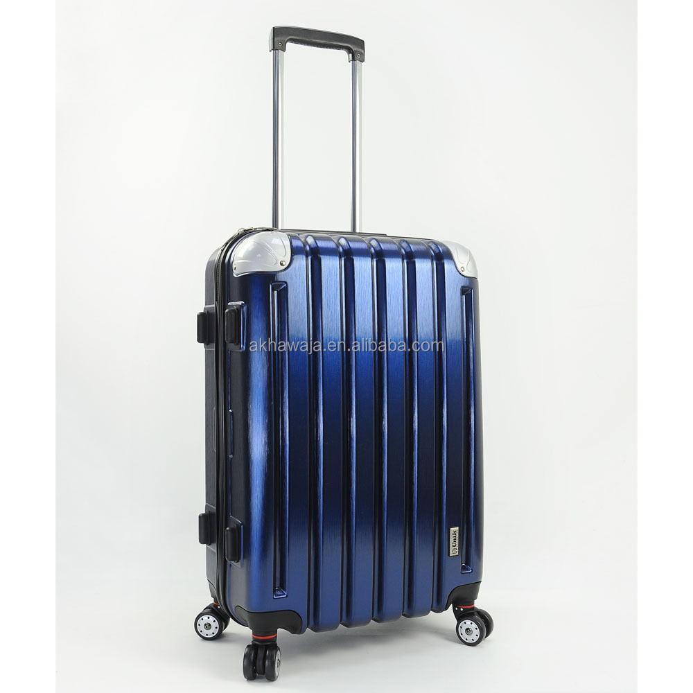 China Factory abs trolley luggage aircraft wheel 3 size set