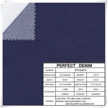 TWILL WOVEN INDIGO YARN DYED DENIM FABRIC LATEST PRODUCTS