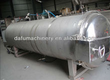 Water Spraying Type Autoclave Retort for Food Sterilizing