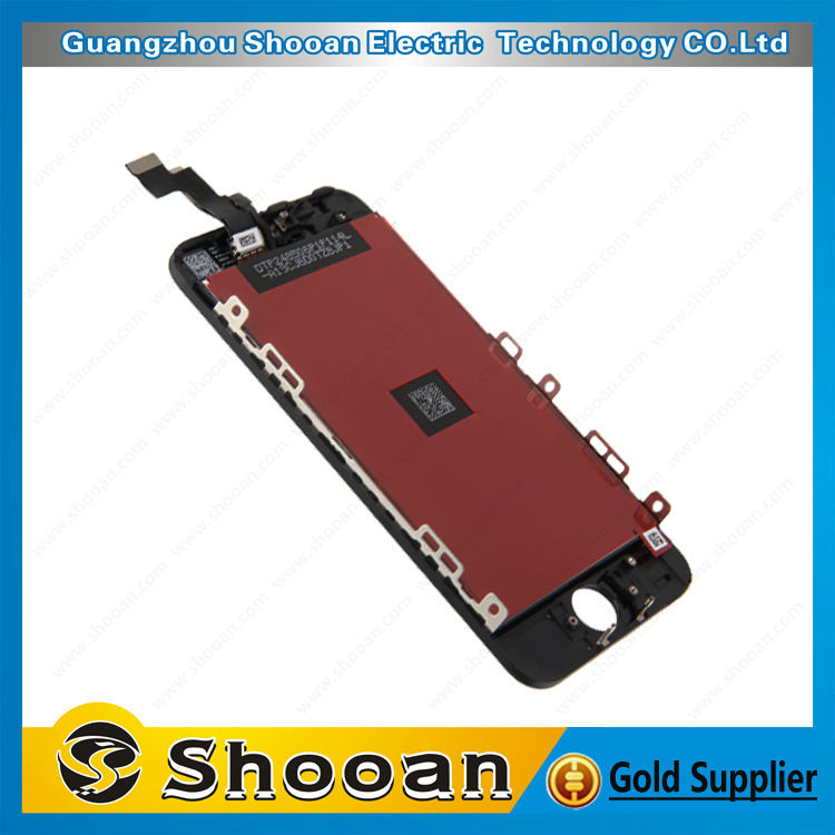 HOT SALE!!! Mobile phone lcd touch screen display for iphone 5s, lcd for iphone 5s