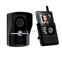 Video doorbell with 2.4 inch and intercom and video function TEC3424P