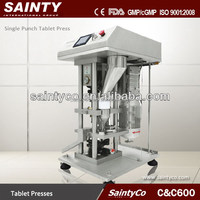 C&C600 Single Punch Tablet Press Machine