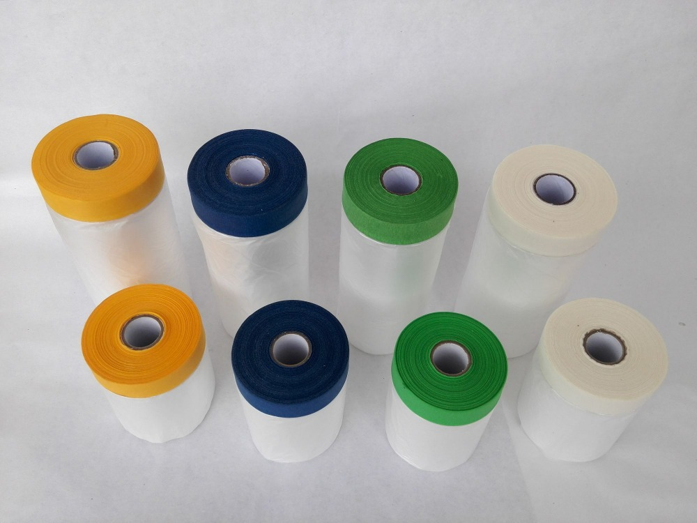 out door Green painter masking tape