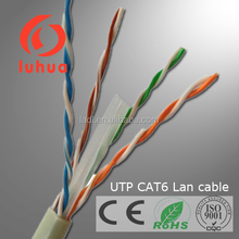 UTP Cat6 fire resistant cable