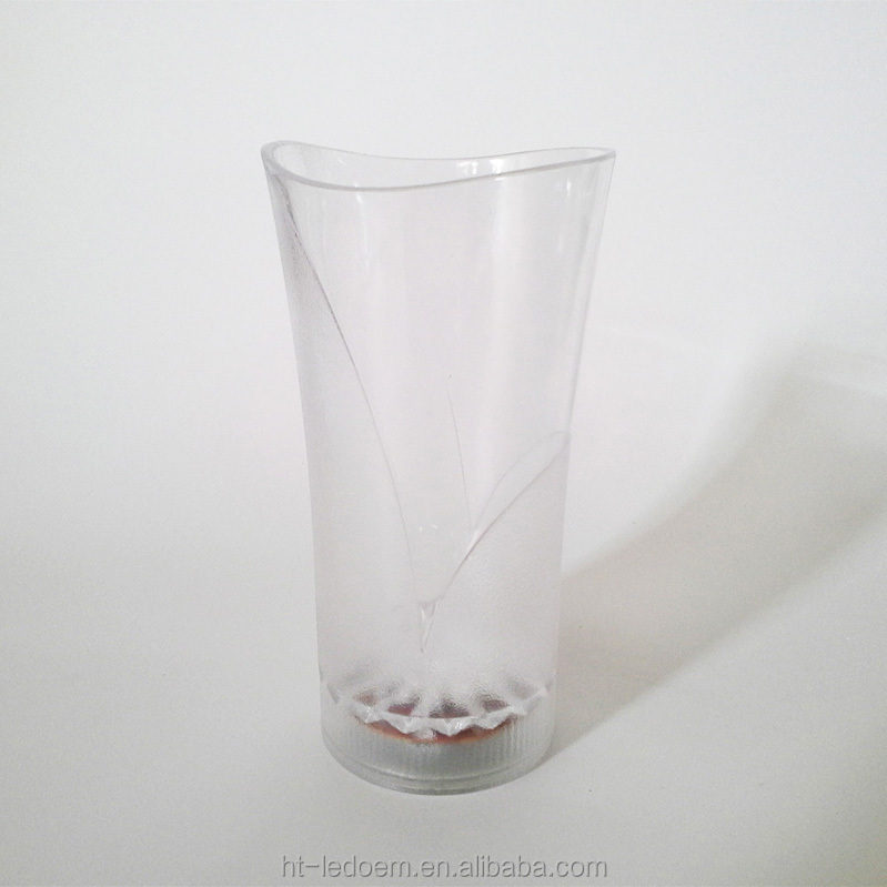 Modern promotional cola led cup for event decoration