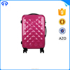 spinner universal wheels travel bag,carry-on suitcase,trolley luggage