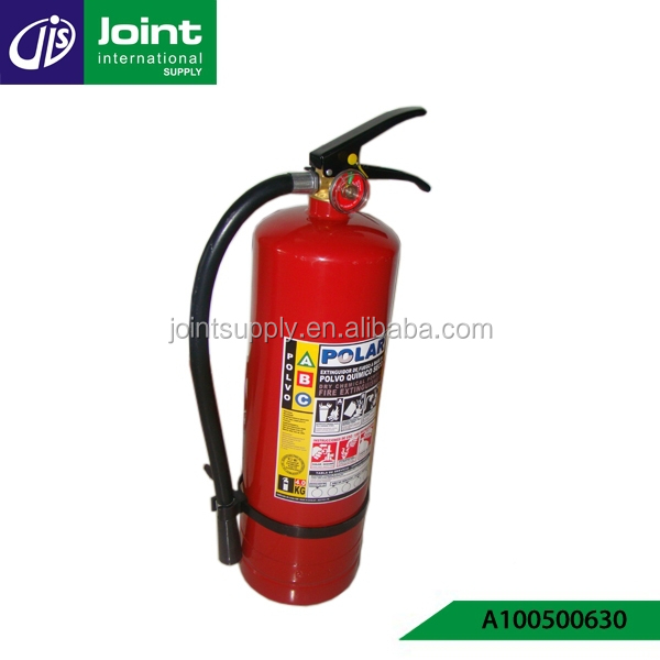 Portable Fire Fighting Equipment Dry Powder Fire Extinguisher Tank