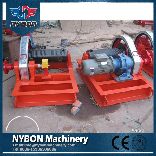 Fast delivery wire rope electric hoist telpher