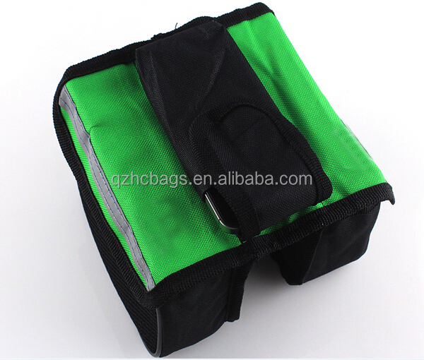 Double Bicycle Bag with Phone holder (ESC-SSB041)
