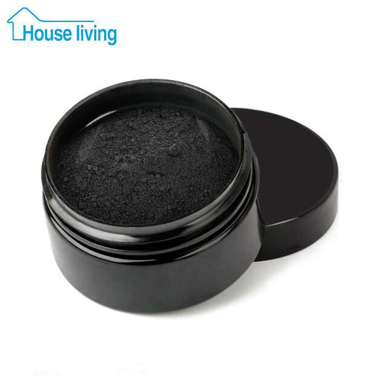 Private Label Natural Powder OEMs Tooth Dental Mint Activated Charcoal Teeth Whitening Kit Black Tooth Powder Brands