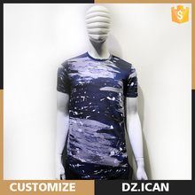 Wholesale Slim Body Short Sleeve Loose Fit T Shirts For Men
