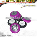 super high rebound inline skate pu wheel in 110mm HOT