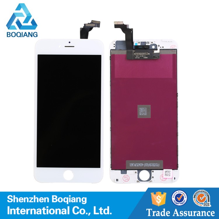 for iphone 6 plus lcd assembly with touch screen , for iphone 6 plus full assembly
