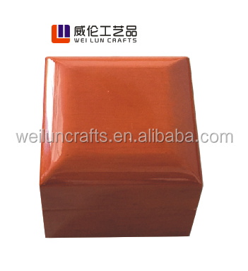 Wholesale high quality jewelry wooden box large wooden jewelry box wholesale ring box